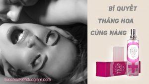 nước hoa kích dục nữ thăng hoa