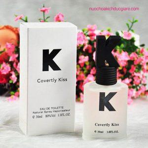 nước hoa kích thích nam covertly kiss pheromone
