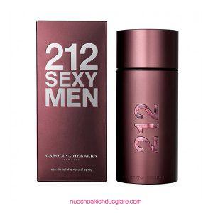 mua bán nước hoa kích dục nữ 212 sexy men